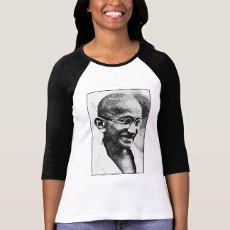 Camiseta de Gandhi Remera