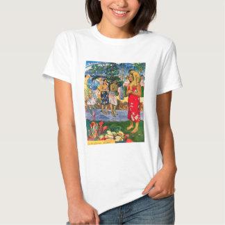 Camiseta de Gauguin Ia Orana Maria Polera