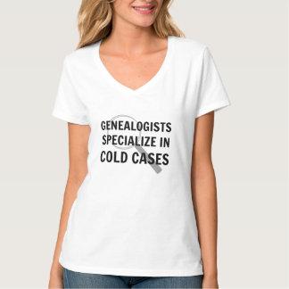 Camiseta de Genealog