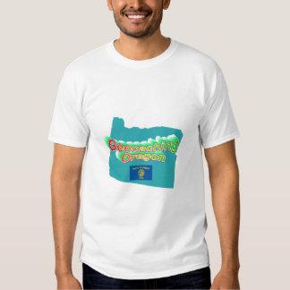 Camiseta de Geocaching Oregon Polera