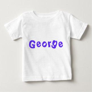 Camiseta de George