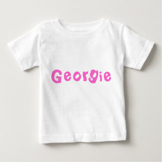 Camiseta de Georgie Camisas