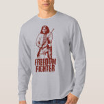 Camiseta de Geronimo del combatiente de la Remera