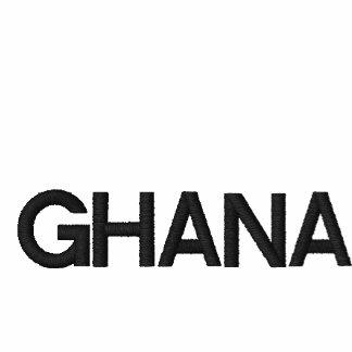 Camiseta de GHANA