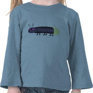 Camiseta de Glowworm que camina