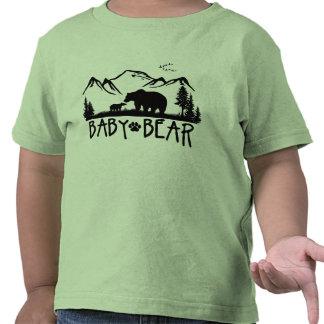 Camiseta de Great Outdoors del oso del bebé