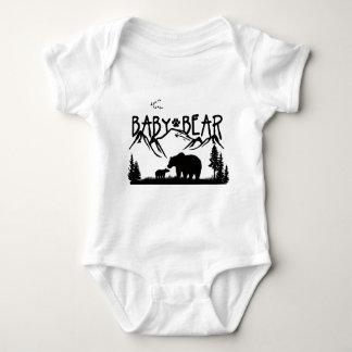 Camiseta de Great Outdoors del oso del bebé Remeras