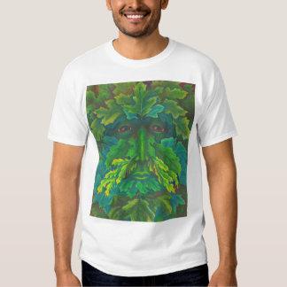 Camiseta de Greenman Polera