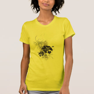 Camiseta de GrungeHibiscus Playeras