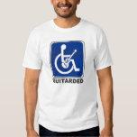 Camiseta de Guitarded Polera