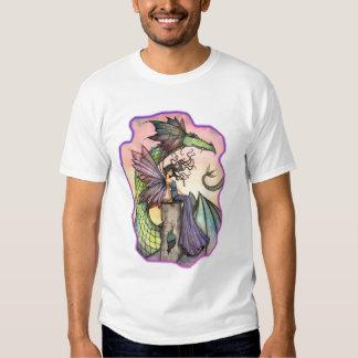 Camiseta de hadas de la camisa del dragón por Moll