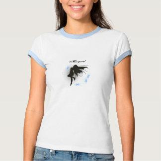 Camiseta de hadas de la sombra playera