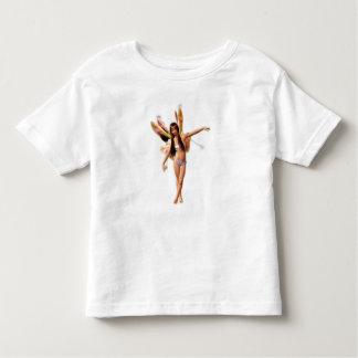 Camiseta de hadas de los niños de la aurora remera