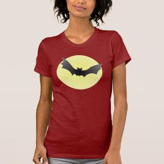 Camiseta de Halloween del palo de vampiro (roja)