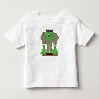 Camiseta de Halloween Frankenstein Playeras