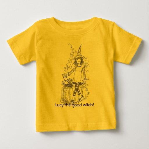 ¡Camiseta de Halloween para el bebé! Playeras