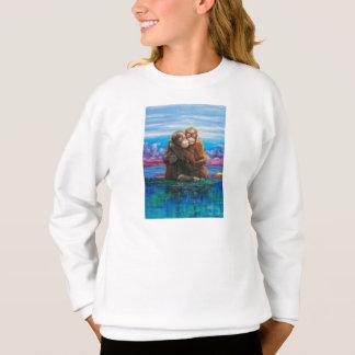 Camiseta de Hanes ComfortBlend® de los chicas Remeras