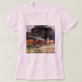 Camiseta de Hanes ComfortSoft de las mujeres de Remera
