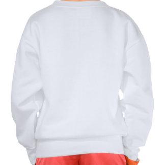 Camiseta de Hanes de los chicas del pastor alemán Suéter