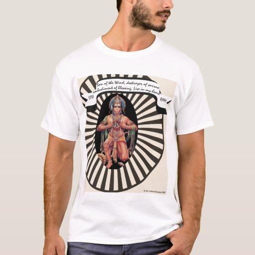 ¡Camiseta de Hanuman! Playera