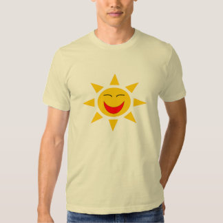Camiseta de HappySun Playeras