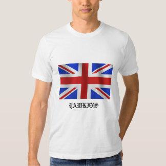 Camiseta de Hawkins Union Jack Playera