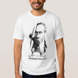 Camiseta de Herman Melville Camisas