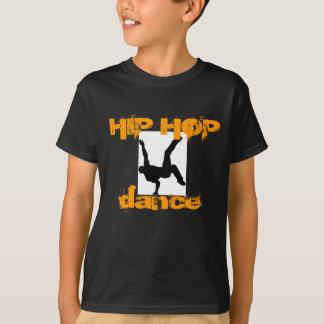 Camiseta de Hip Hop de los niños