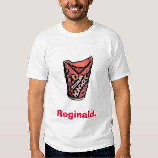 """Camiseta de Hojo del espacio de """"Reginald"""", Remeras"""
