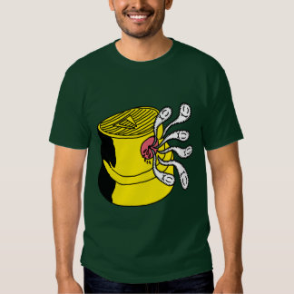 "Camiseta de ""Hooly FatCap"" Polera"