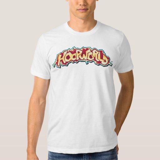 Camiseta de HoopWorld American Apparel Camisas