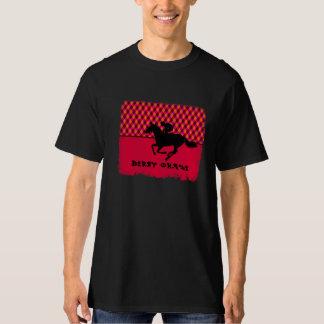 Camiseta de Horseracing del orgullo del jinete Camisas