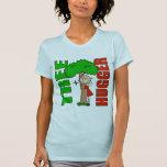 Camiseta de Hugger del árbol