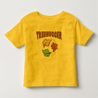 Camiseta de Hugger del árbol Playera
