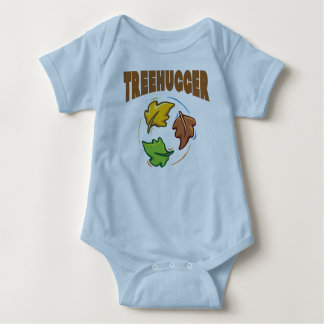 Camiseta de Hugger del árbol Polera