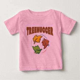 Camiseta de Hugger del árbol Remeras
