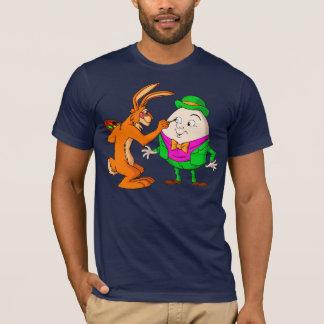 Camiseta de Humpty Dumpty del dibujo animado