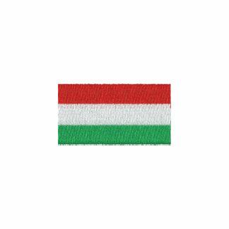 Camiseta de Hungría - bandera húngara