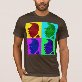 camiseta de ian Barack Obama