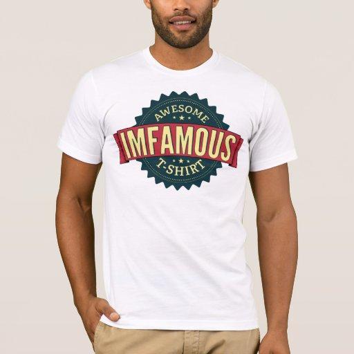 Camiseta de Imfamous