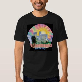 Camiseta de INDIANAPOLIS Playera