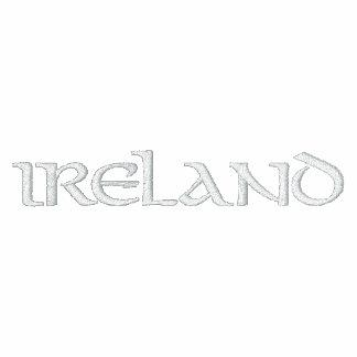Camiseta de Irlanda Sudadera Con Capucha