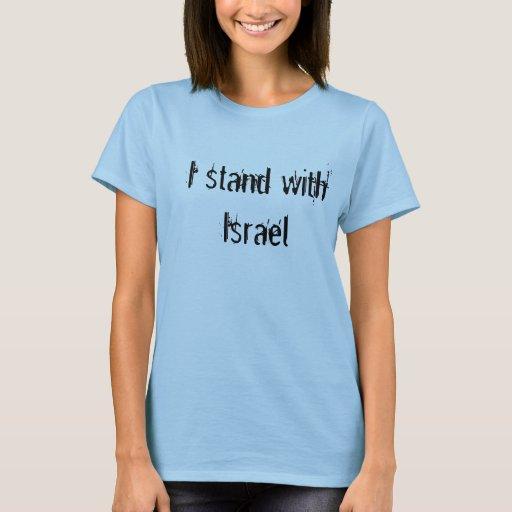 Camiseta de Israel de la ayuda