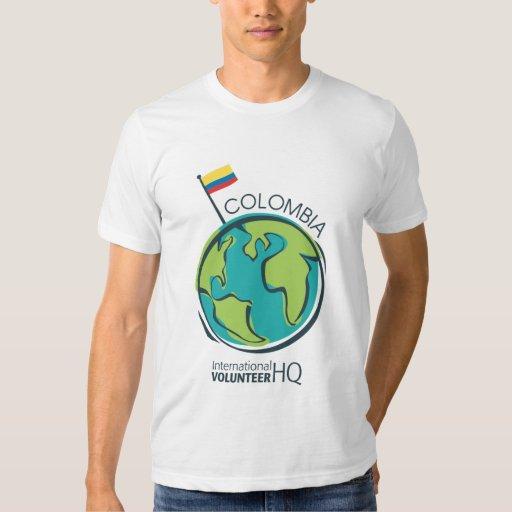 Camiseta de IVHQ Colombia Playeras