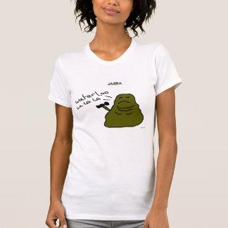 Camiseta de JABBA