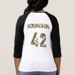 Camiseta de Jackie Robinson