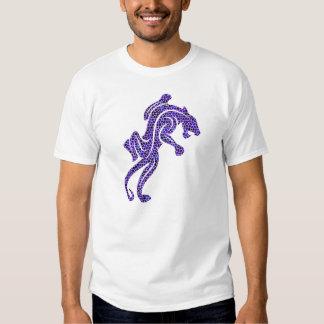 Camiseta de Jaguar 6 Poleras