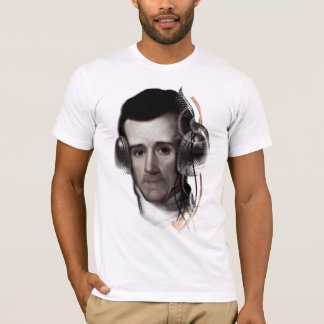 Camiseta de James K. Polk Radio
