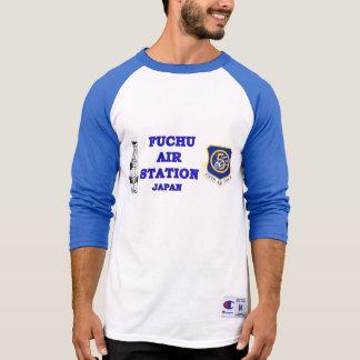 Camiseta de Japón de la estación aérea de Fuchu Playera