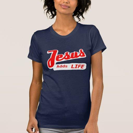 camiseta de Jesús
